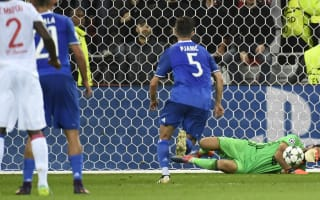 Allegri praises Buffon display