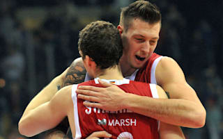 Brose stun Olympiacos in Euroleague