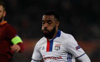 Lyon ready to 'go crazy' to keep Lacazette - Aulas