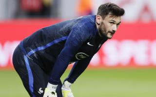 Lloris stays as France captain v England despite Sweden blunder