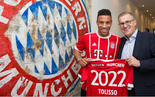 Tolisso is like Kroos, says Papin