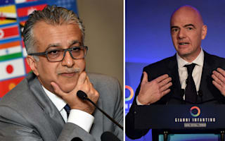 FIFA election: The candidates