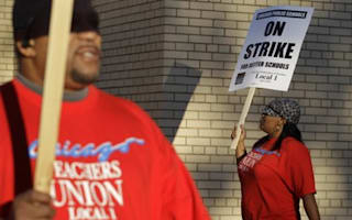 Would you ever go on strike?