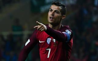 Four-goal Ronaldo reflects on Andorra thrashing
