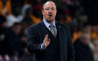 Benitez laments missed opportunities