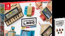 La nueva creación de Nintendo son planchas de cartón para la Switch