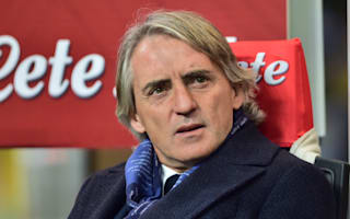 I have not talked to anyone at Leicester - Mancini on replacing Ranieri