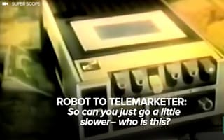 Man develops robot to waste telemarketers' time