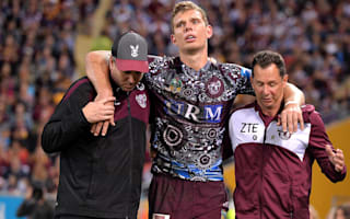 Sea Eagles star Trbojevic out for up to eight weeks
