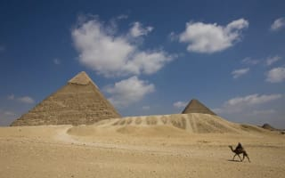 Scientists discover cavities in Great Pyramid