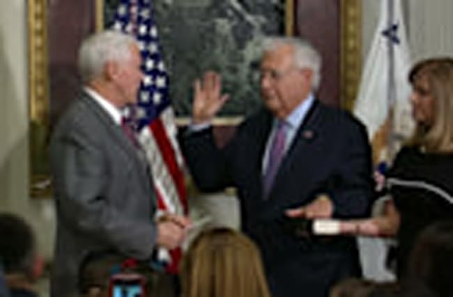 Pence swears in new U.S. Ambassador to Israel