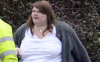 'Too fat for prison' crash driver jailed
