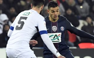 Emery pleased with Ben Arfa in central role