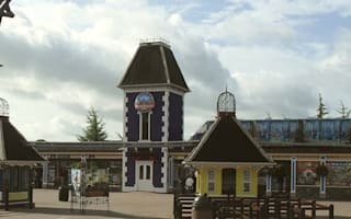 Alton Towers hotel manager stabbed at charity ball