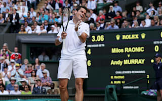 Raonic vows to come back stronger after Wimbledon defeat