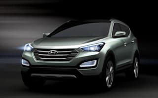 New Hyundai Santa Fe revealed