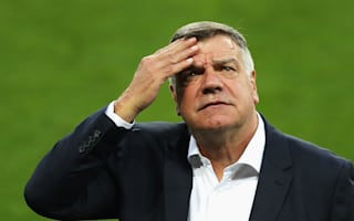 Allardyce admits nerves ahead of first England game