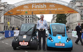 Gordon Murray's T.27 electric car manages 350mpg
