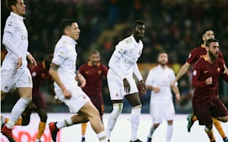 Montella's misplaced faith in misfiring Niang costs Milan