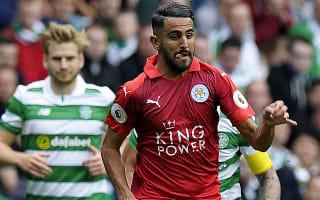 Leicester stay best for Mahrez - Ranieri