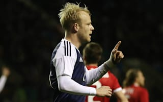 Scotland 1 Canada 1: Hosts held despite Naismith strike