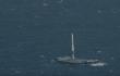Histórico: SpaceX consigue aterrizar su Falcon 9 en una barcaza en el mar