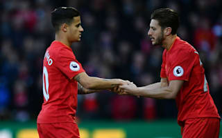 Klopp confirms dead leg for Coutinho in Liverpool's Watford win