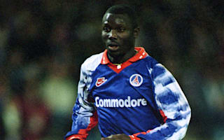 PSG hand George Weah's son two-year contract