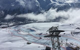 Downhill postponed as fog lingers in St Moritz