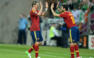 Morata, Fabregas send Torres well wishes