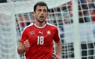 Narrow win for Switzerland, Romania thrash Georgia on the road to Euro 2016