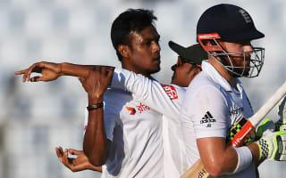 Bangladesh call-up for Kamrul in place of injured Shafiul