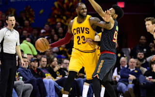 Cavs beaten as Westbrook misses record in Thunder loss