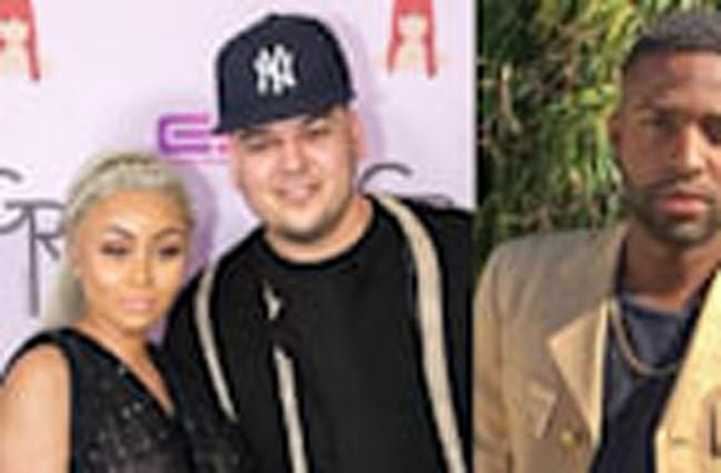 Rob Kardashian Under CRIMINAL Investigation For Threatening Blac Chyna's Ex