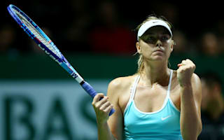 Sharapova excited by Fed Cup opportunity