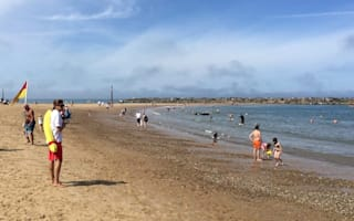 Swimmer dies after getting caught in rip tide at Norfolk beach