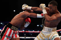 Hometown heartbreak for Brook as Spence claims welterweight title