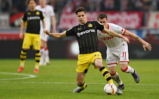Weigl not interested in leaving Dortmund