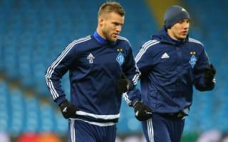 Kiev have come to beat Man City, warns Yarmolenko