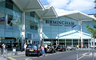 Businessman forced to drop trousers at Birmingham Airport