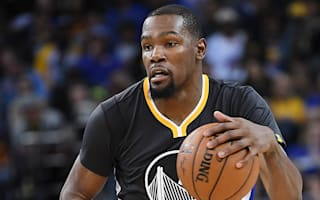Warriors star Durant to miss game three