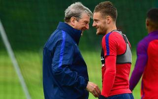 Vardy: Hodgson backed Arsenal snub