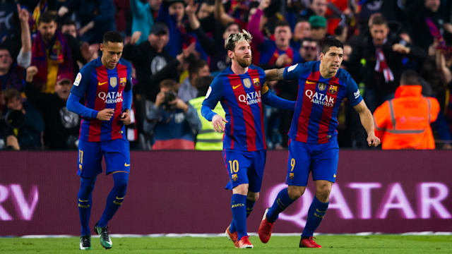 'Blood, sweat and tears' not enough for beaten Barca