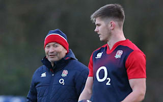 Jones provides mixed messages over Farrell injury scare