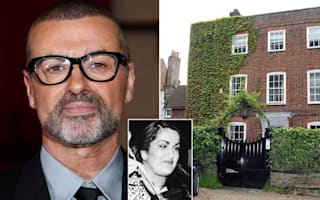 George Michael leaves £10m London home to sister
