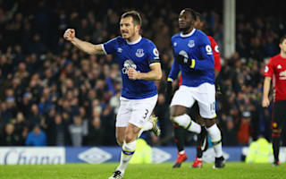 Draw the least Everton deserved against Manchester United, says Koeman