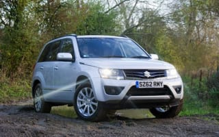 Suzuki gives its classic Grand Vitara a refresh
