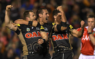 Finals in Penrith's grasp after taming Tigers