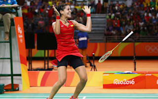 Rio 2016: Magnificent Marin takes badminton gold