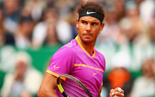 Perfect 10 for Monte Carlo master Nadal